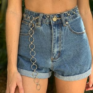 Abrand Jean shorts from Princess Polly